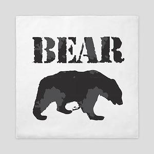 Bear Queen Duvet