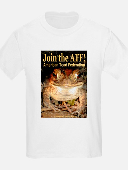 ATF Kids T-Shirt