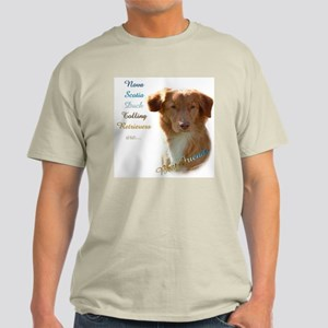 Toller Best Friend 1 Light T-Shirt
