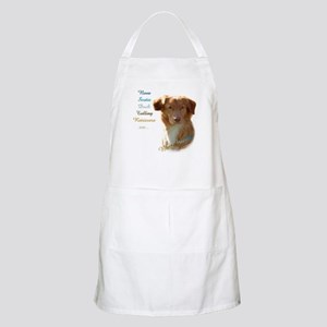 Toller Best Friend 1 BBQ Apron