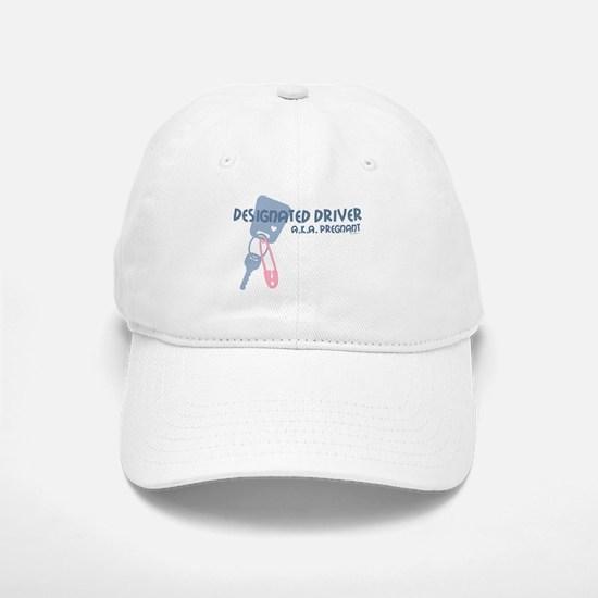 Designated Driver Baseball Baseball Cap
