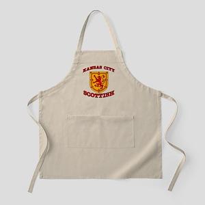 Kansas City Scottish BBQ Apron