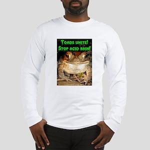 Toads unite Long Sleeve T-Shirt