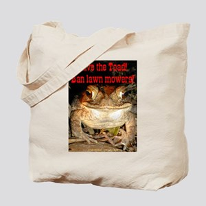 Save the toad Tote Bag