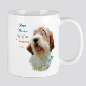 PBGV Best Friend 1 Mug