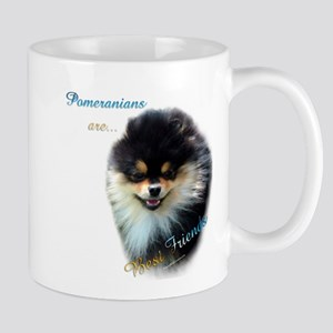Pomeranian Best Friend 1 Mug