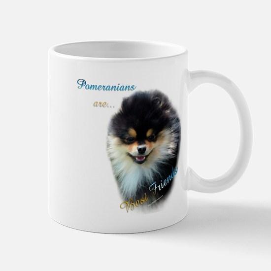Pomeranian Best Friend 1 Mug