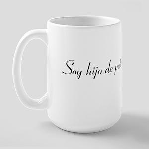 Hijo de Puta Large Mug