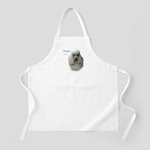 Poodle Best Friend 1 BBQ Apron