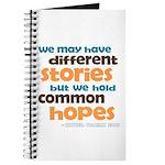 Common Hopes Journal
