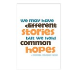 Common Hopes Postcards (Package of 8)