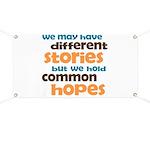 Common Hopes Banner