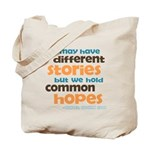 Common Hopes Tote Bag