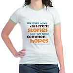 Common Hopes Jr. Ringer T-Shirt