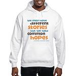 Common Hopes Hooded Sweatshirt