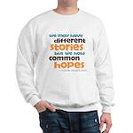 Common Hopes Sweatshirt