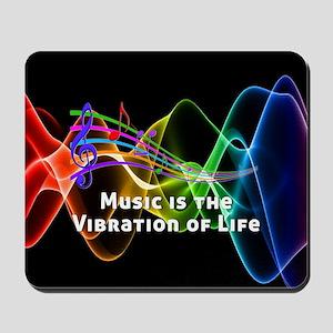 UniverseMusic Mousepad