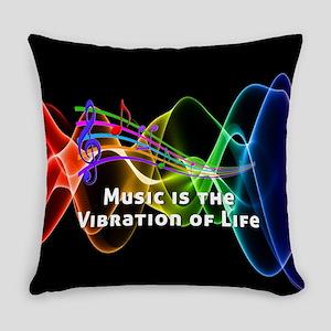 UniverseMusic Everyday Pillow