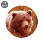 Grizzly Bear Cub in Fireweed 3.5