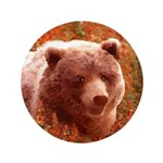 Grizzly Bear Cub in Firewee 3.5