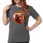 Grizzly Bear Cub in Fi Womens Comfort Colors Shirt