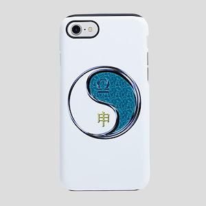 Libra & Water Monkey iPhone 8/7 Tough Case