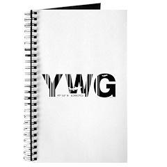 Winnipeg Canada YWG Air Wear Journal