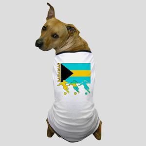 Bahamas Soccer Dog T-Shirt