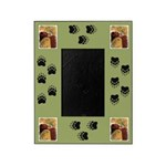 Grizzly Bear Mom and Cub Picture Frame