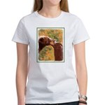 Grizzly Bear Mom and Cub Women's Classic T-Shirt