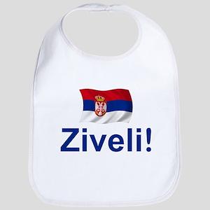 Serbia Ziveli Bib