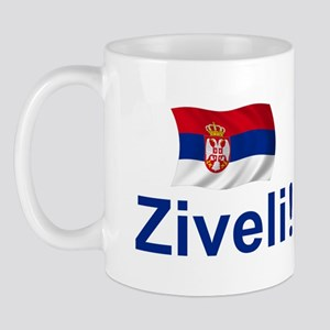 Serbia Ziveli Mug