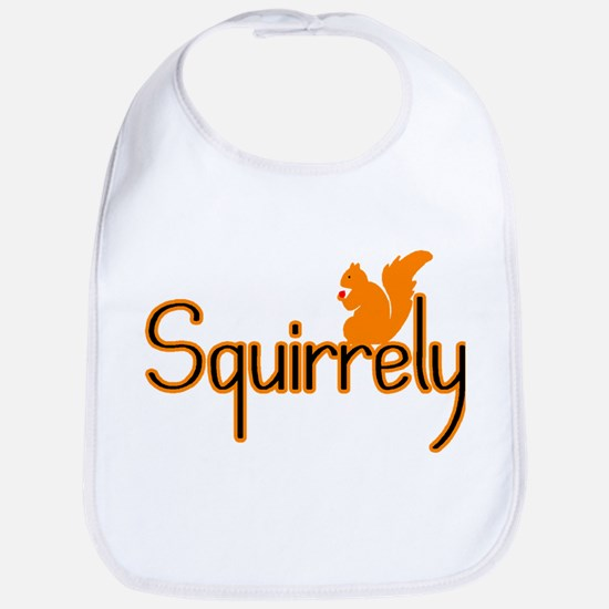 Squirrely Bib