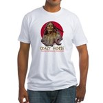 Crazy Horse Fitted T-Shirt