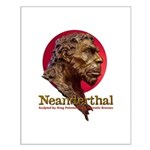 Neanderthal Small Poster
