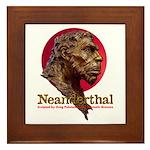 Neanderthal Framed Tile