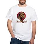 Neanderthal White T-Shirt