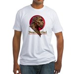 Neanderthal Fitted T-Shirt