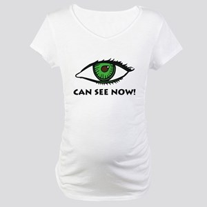 Eye Can See Maternity T-Shirt