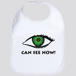 Eye Can See Bib