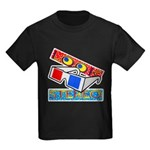 Anaglyph Kids Dark T-Shirt
