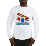 Anaglyph Long Sleeve T-Shirt