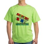 Anaglyph Green T-Shirt
