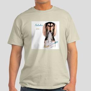 Saluki Best Friend 1 Light T-Shirt