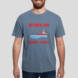 Funny Fishing Retiremen T-Shirt