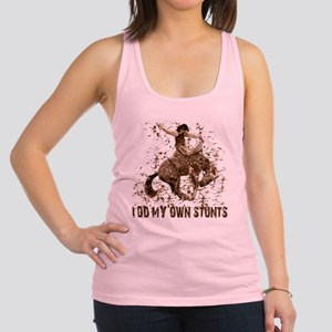 Bronco Rodeo Cowboy, Stunts Tank Top