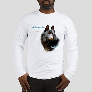 Schipperke Best Friend 1 Long Sleeve T-Shirt