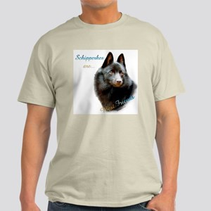 Schipperke Best Friend 1 Light T-Shirt