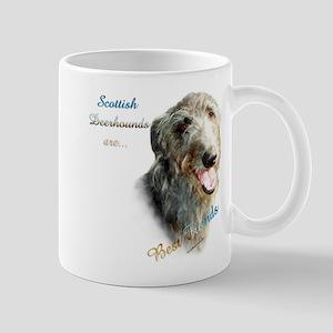 Deerhound Best Friend 1 Mug