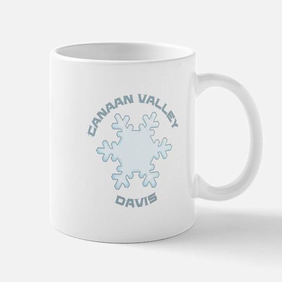 Canaan Valley Resort - Davis - West Virgini Mugs